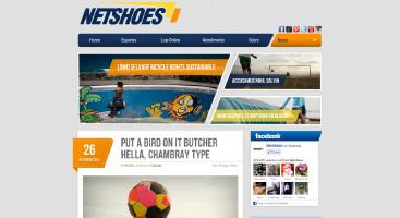 3c5ed6296 Netshoes - Coworkers - Agência de Mídias Sociais